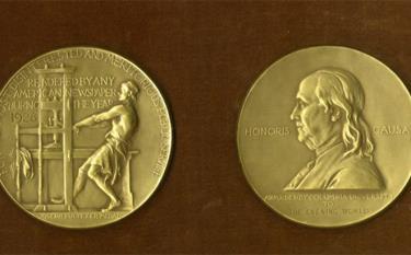 Huy chương Pulitzer.