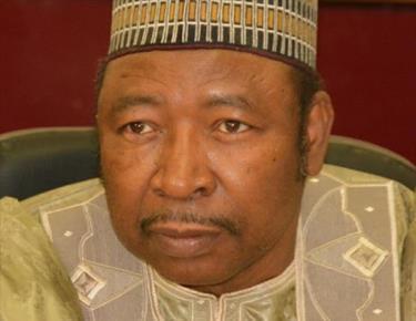 Ông Ouhoumoudou Mahamadou.