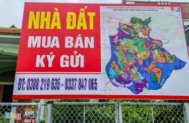 Giá đất khu vực quanh một dự án có vốn đầu tư 10 tỷ USD tại Quảng Ninh nóng lên thời gian gần đây.