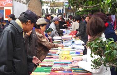 Nhiều hoạt động sẽ diễn ra trên cả nước nhân dịp Ngày sách Việt Nam lần thứ 8