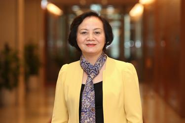 Tân Bộ trưởng Nội vụ Phạm Thị Thanh Trà