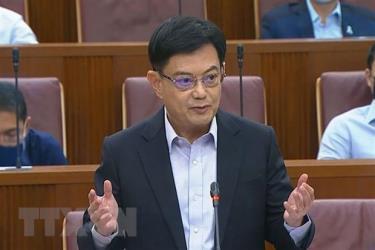 Phó Thủ tướng Singapore Vương Thụy Kiệt.