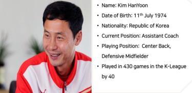 Trợ lý Kim HanYoon đã có mặt tại trụ sở VFF và ngay lập tức bắt tay vào nhiệm vụ được HLV Park Hang-seo giao phó.