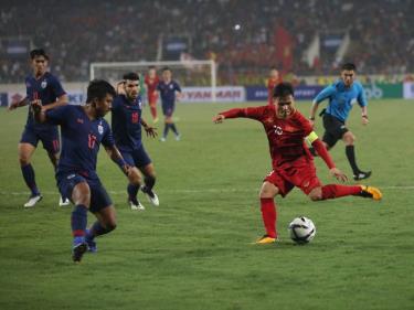 U23 Thái Lan có nguy cơ bị loại khỏi VCK U23 châu Á vào đầu năm sau.