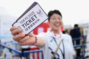 Nhật Bản chính thức bán vé xem Olympic Tokyo 2020.