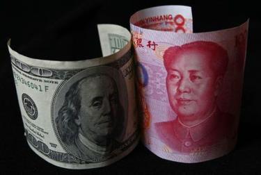 Đồng nhân dân tệ ở nước ngoài được giao dịch ở mức 6,9100 NDT/USD.