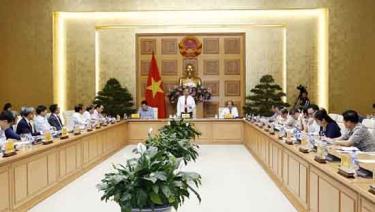 Hội nghị triển khai nhiệm vụ của Hội đồng Tư vấn cải cách thủ tục hành chính của Thủ tướng Chính phủ