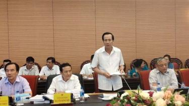 Bộ trưởng LĐ,TB&XH Đào Ngọc Dung: