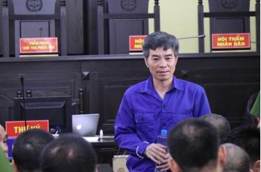 Bị cáo Trương Tuấn Dũng, nguyên Phó Chủ tịch UBND huyện Mường La