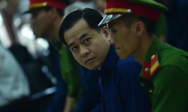 Bị cáo Phan Văn Anh Vũ.