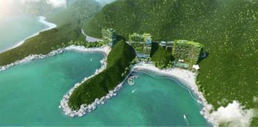 Với lối kiến trúc xanh độc đáo và quy hoạch bền vững ngay từ giai đoạn tiền đấu thầu, Flamingo Cát Bà Beach Resort tô điểm và nâng tầm di sản thiên nhiên nơi đảo ngọc Cát Bà