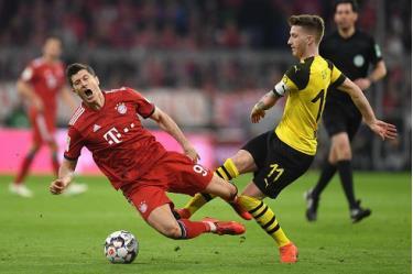 Bundesliga trở lại từ ngày 16/5