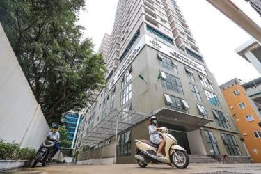 Cơ sở 1 Trường ĐH Đông Đô tại 60B Nguyễn Huy Tưởng (Hà Nội)