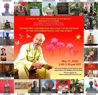 Bài ca Hồ Chí Minh ngân vang trên đất nước Canada