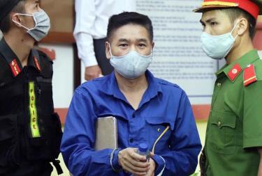 Bị cáo Trần Xuân Yến.