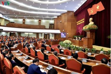 Hội nghị Trung ương 12 diễn ra từ ngày 11-14/5 tại Hà Nội