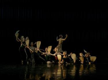 Vở ballet Kiều sẽ lên sân khấu vào tháng 6 tại TP HCM và tháng 8 tại HN