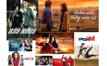 Nhiều phim Việt mới được đưa lên nền tảng Netflix phục vụ riêng thị trường Việt Nam