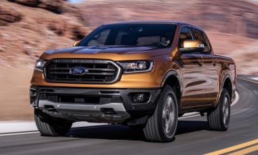 Ranger, mẫu bán tải còn đến 41,9% số xe đời 2019 trong kho.