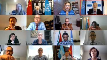 Hội đồng Bảo an Liên hợp quốc thông qua 4 nghị quyết theo thủ tục đặc biệt trong ngày họp cuối cùng của tháng 5.