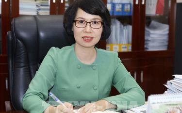 Nhà báo Vũ Việt Trang. Ảnh: TTXVN.