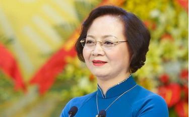 Bộ trưởng Nội vụ Phạm Thị Thanh Trà, Ủy viên Hội đồng Bầu cử quốc gia.