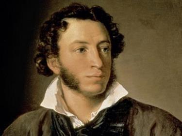 Nhà thơ A.S.Pushkin