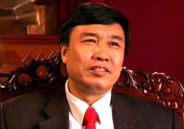 Ông Lê Bạch Hồng - cựu Thứ trưởng Bộ Lao động, Thương binh và Xã hội, Tổng Giám đốc Bảo hiểm xã hội Việt Nam
