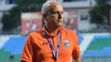 HLV Alexander Gama chia tay đội U23 Thái Lan