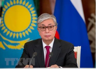 Tổng thống Kazakhstan, Kassym-Jomart Tokayev.