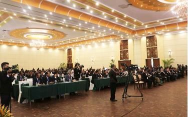 Hội nghị cấp cao Báo chí châu Á lần thứ 16.