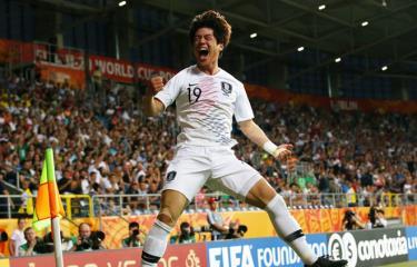 Jun Choi ghi bàn thắng duy nhất giúp U20 Hàn Quốc chiến thắng.