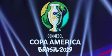 Copa America 2019 tổ chức tại Brazil.