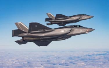 Các máy bay chiến đấu F-35