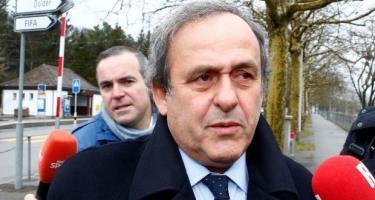 Ông Michel Platini đã được phóng thích.