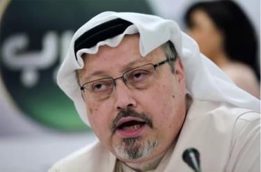 Nhà báo Saudi Arabia Jamal Khashoggi.
