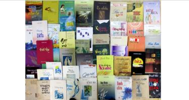 Một số tập thơ của các tác giả Yên Bái.