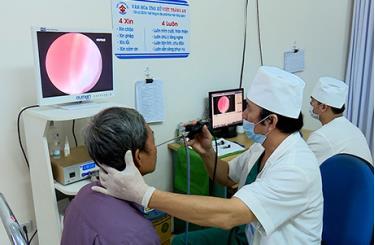 Phòng khám Đa khoa Việt Tràng An thu hút đội ngũ y, bác sĩ có trình độ chuyên môn cao đáp ứng nhu cầu khám chữa bệnh của người dân.
