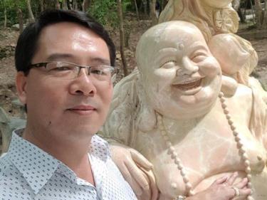 Ông Trương Hải Ân.