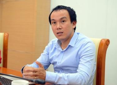 TS Hoàng Phúc Lâm, Phó Giám đốc Trung tâm Khí tượng thủy văn quốc gia.