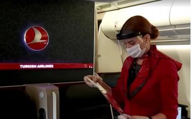 Hãng hàng không Thổ Nhĩ Kỳ.
