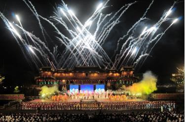 Chương trình nghệ thuật khai mạc Festival Huế 2020 sẽ diễn ra tại khu vực Ngọ Môn Huế