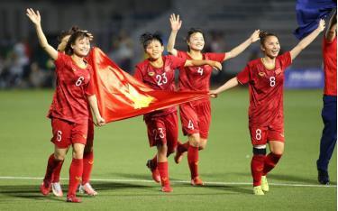 ĐT nữ Việt Nam có rất nhiều cơ hội đoạt vé dự World Cup nữ 2023.