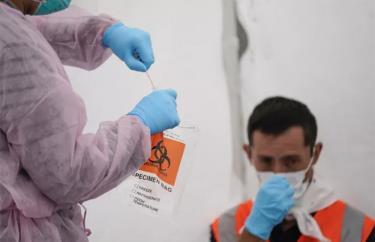 Mỹ đang có số ca nhiễm, số người tử vong và số trường hợp mắc mới trong ngày cao nhất thế giới.