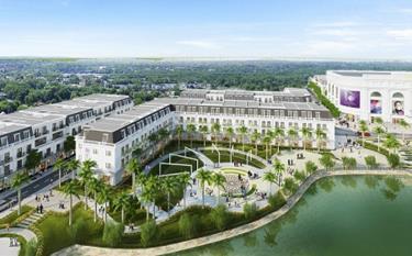 Thành phố Yên Bái ngày càng phát triển xanh - sạch - đẹp. (Ảnh: Thanh Miền)
