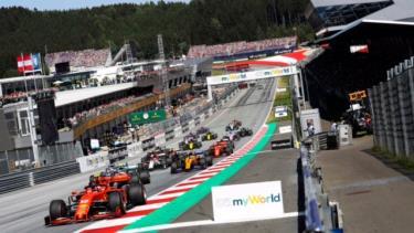 Sự trở lại của mùa giải F1 năm 2020 khiến người yêu tốc độ nức lòng.