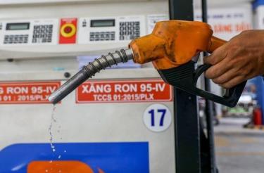 Giá dầu trên đà tăng mạnh.
