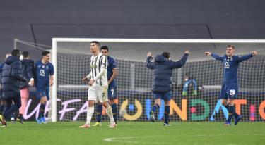 Ronaldo và Juventus từng ngậm ngùi dừng cuộc chơi ở vòng 1/8 Champions League mùa vừa qua vì thua Porto theo luật bàn trên sân khách.