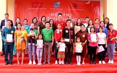 Các gia đình tham gia Hội thi