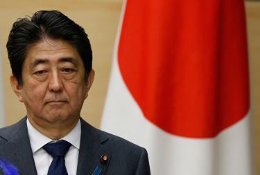 Thủ tướng Nhật Bản Abe